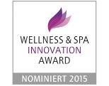 CLINICCARE Silky Clear Peeling Gel is nominated for WELLNESS & SPA INNOVATION AWARDS 2015 in Germany