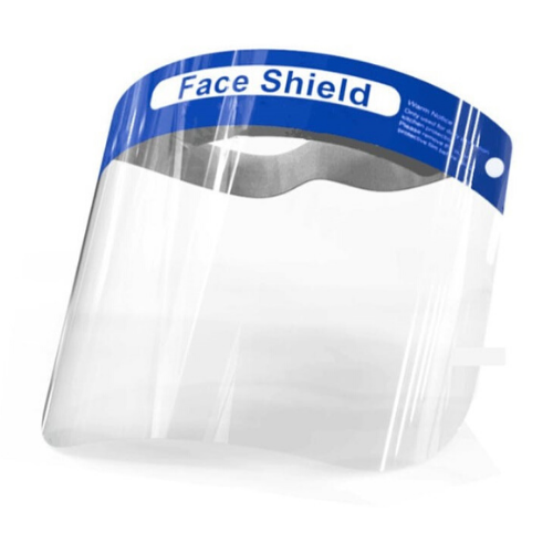 Protective Full Length Face Shield
