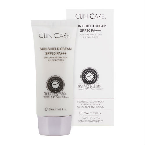 CLINICCARE Sun Shield Cream (SPF30)