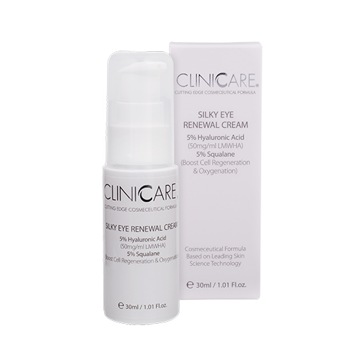 CLINICCARE Lip & Eye Renewal Cream 30ml