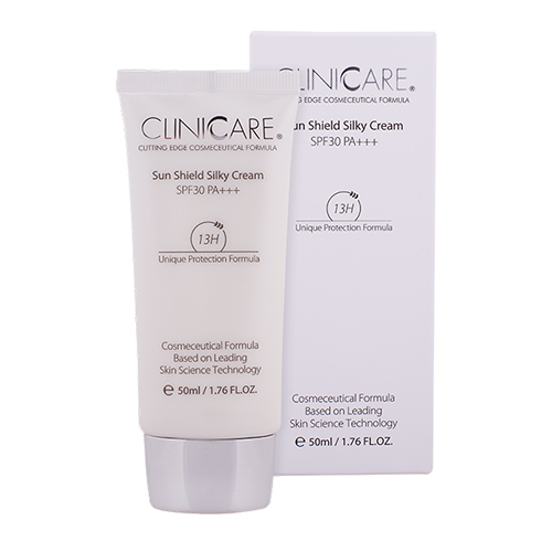 CLINICCARE Sun Shield Silky Cream (SPF30)