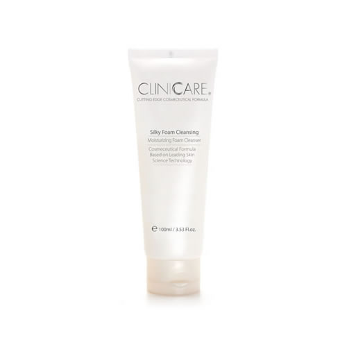 CLINICCARE Silky Concentrated Cleansing Foam