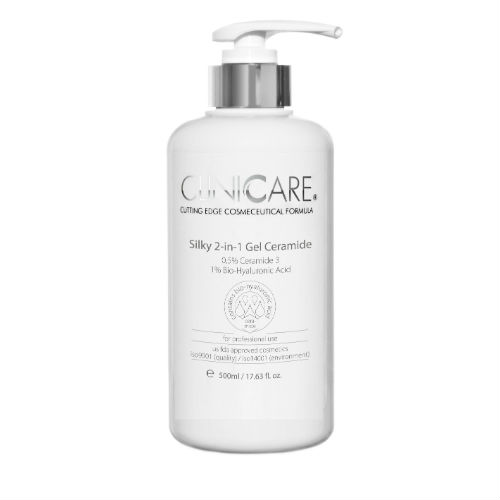 CLINICCARE Silky 2-in-1 Gel Ceramide