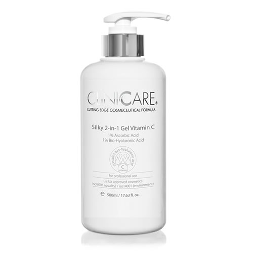 CLINICCARE Silky 2 in1 Gel Vitamin-C