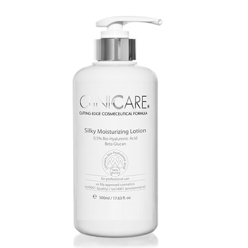 CLINICCARE Silky Moisturizing Lotion